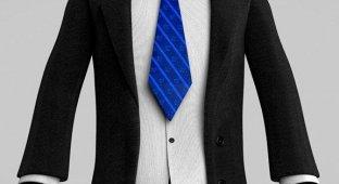 Дизайнер разработал концепт «умного» галстука на iOS [видео]