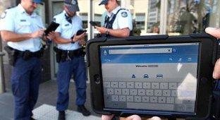 Полиция Великобритании закупила 600 iPad mini