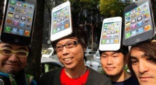 Apple захватила 50% рынка смартфонов Японии