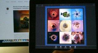 Circular+ поможет создать из фотографии свою неповторимую планету