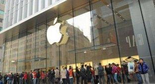 Политика найма сотрудников может обойтись Apple в $9 млрд