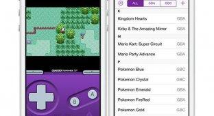 Релиз эмулятора Game Boy Advance для iOS 7 запланирован на 19 февраля