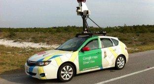 В сервисе Просмотр улиц Google стали доступны панорамы 500 российских городов