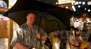 Обзор Blunt Umbrella Golf_G2. Самый крепкий в мире зонт