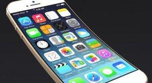 iPhone 6 получит датчики давления температуры и влажности