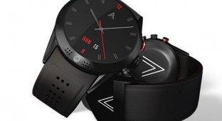 «Умные» часы Arrow получат вращающуюся 8-мегапиксельную камеру [видео]