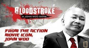Bloodstroke — Джон Ву знает как правильно резать людей