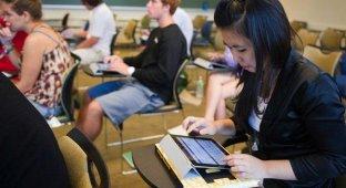 Американские школьники получат 70 тысяч iPad