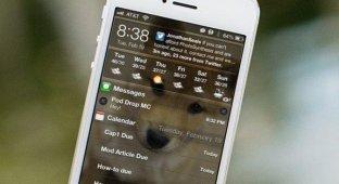 IntelliScreenX 7 для iOS 7 выйдет на следующей неделе