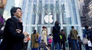 Apple оказалась на пятом месте в списке самых популярных IT-брендов