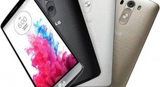 В России стартовали официальные продажи флагмана LG G3