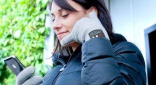 Успей купить перчатки hi-Call с 30-процентной скидкой!