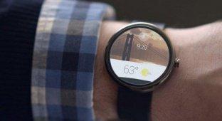 Google представила новую платформу Android Wear для носимой электроники [видео]