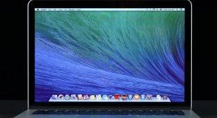 Как продлить время автономной работы Mac в OS X Mavericks