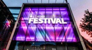 Apple впервые проведет iTunes Festival в США