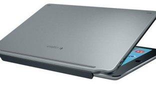 Logitech представила второе поколение ультратонких чехлов-клавиатур Ultrathin для iPad [видео]