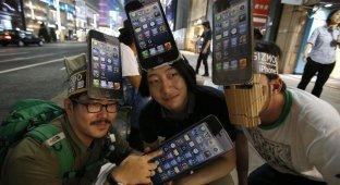 Apple покорила Японию