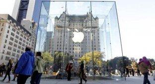 Стив Джобс хотел открыть фирменный магазин Apple еще в 1976 году