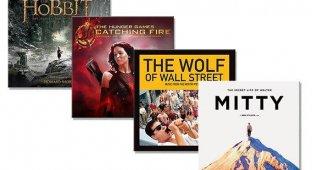 Музыка в фильмах: «Невероятная жизнь Уолтера Митти» «Волк с Уолл-стрит» «Голодные игры 2» и «Хоббит: Пустошь Смауга»