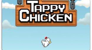 Tappy Chicken – клон Flappy Bird от Epic Games на Unreal Engine 4