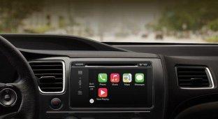 CarPlay появится в подержанных автомобилях