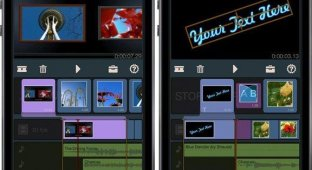 Corel выпустила Pinnacle Studio для iPhone