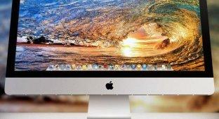 Обои для OS X: Море волнуется раз…