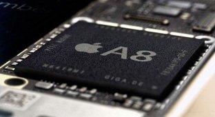 Samsung отказалась от выпуска процессоров Apple A8 из-за недостатка производственных мощностей