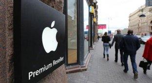 Продажи iPhone в России выросли вдвое