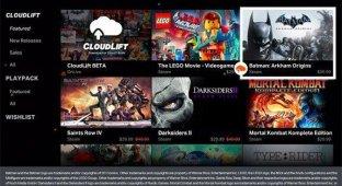 Запущен сервис Onlive CloudLift позволяющий играть в топовые игры для PC на iPad и Mac