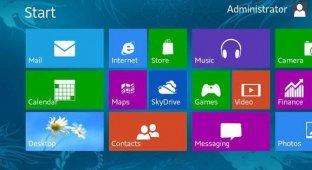 Microsoft признала провал «плиточного» интерфейса для компьютеров