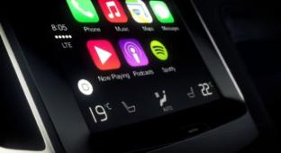 Apple CarPlay и новый Volvo XC 90 (Видео)