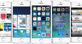 В iOS 7.1 у закрытых приложений будет доступ к службам геолокации