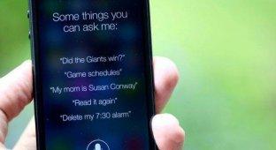 Siri научится работать со сторонними приложениями и iWatch