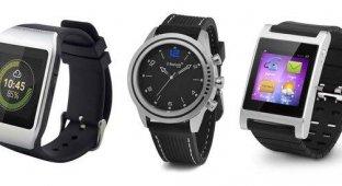 teXet представила линейку «умных» часов X-Watch