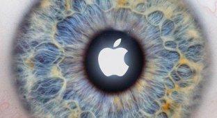 Сканер радужной оболочки глаза не появится в смартфонах в ближайшие несколько лет
