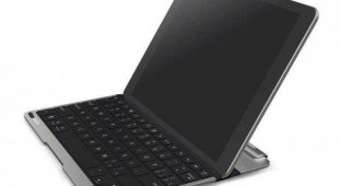 Belkin Qode Thin Type Keyboard Case : ультратонкая чехол-клавиатура для вашего iPad