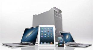 В прошлом квартале Apple продала компьютеров больше чем все партнеры Microsoft вместе взятые. Ретроспектива