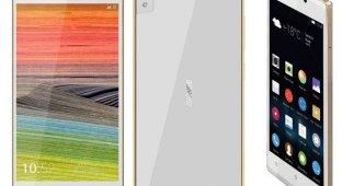 Китайцы представили самый тонкий в мире смартфон на 2 мм тоньше iPhone 5s