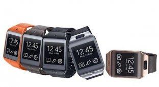 Samsung официально представила «умные» часы Gear 2 и Gear 2 Neo [фото]
