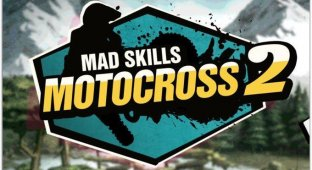 Mad Skills Motocross 2. Продолжение одной из лучших игр про мотокросс