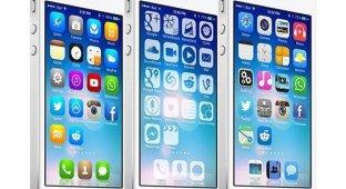 Топ-5 популярных тем оформления для iOS 7 на этой неделе