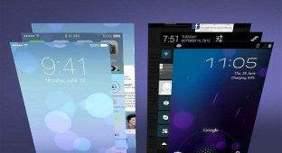 Android побеждает iOS вместе они побеждают всех