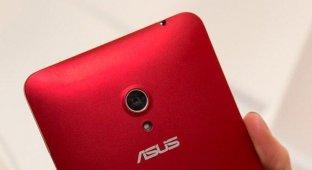 ASUS верит что из пластика можно создать хороший смартфон
