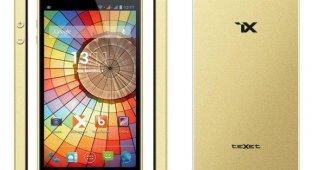 В России выпустили клон iPhone 5s на Android за 6 000 рублей [фото]