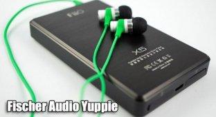 Обзор Fischer Audio Yuppie — яркая гарнитура для вашего iPhone
