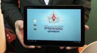 Защищенный от прослушки российский планшет выпускает американская Motorola