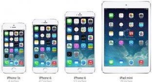 Опубликован внутренний документ Apple объясняющий необходимость увеличения экрана у iPhone 6
