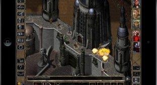 Состоялся релиз Baldur's Gate II: Enhanced Edition для iPad