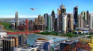 В SimCity появилась поддержка оффлайн-режима [видео]